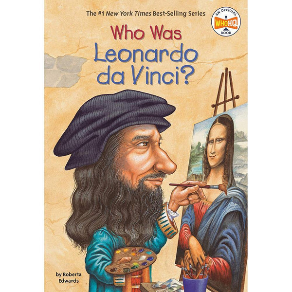 Who Was Leonardo da Vinci? (Who | What | Where Series)-BuyBookBook