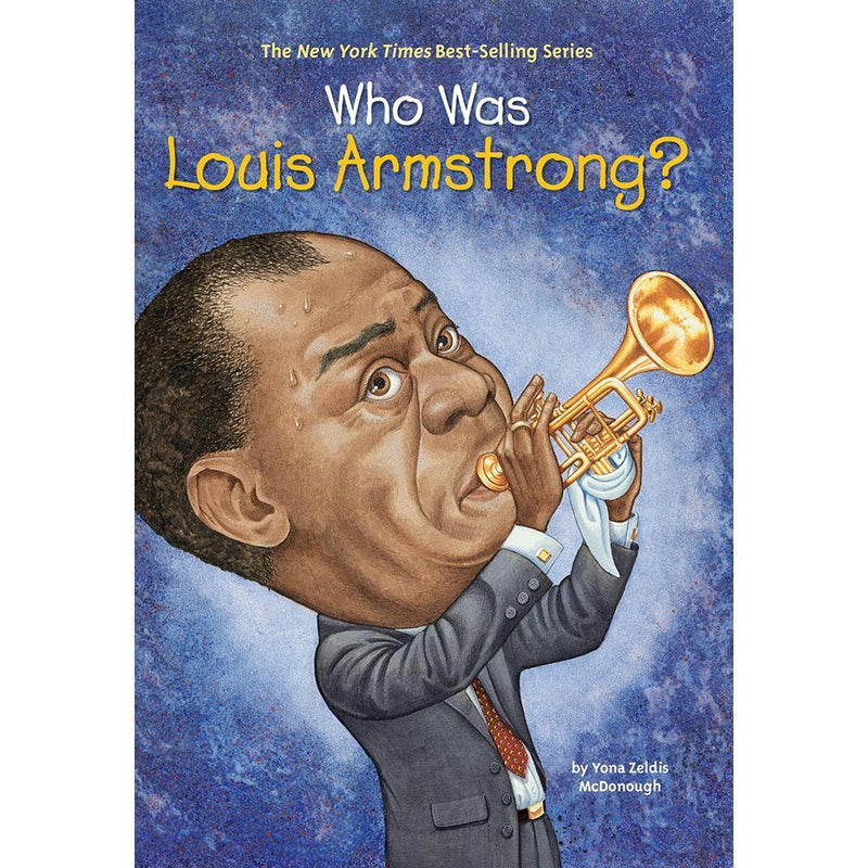 Who Was Louis Armstrong? (Who | What | Where Series)-BuyBookBook