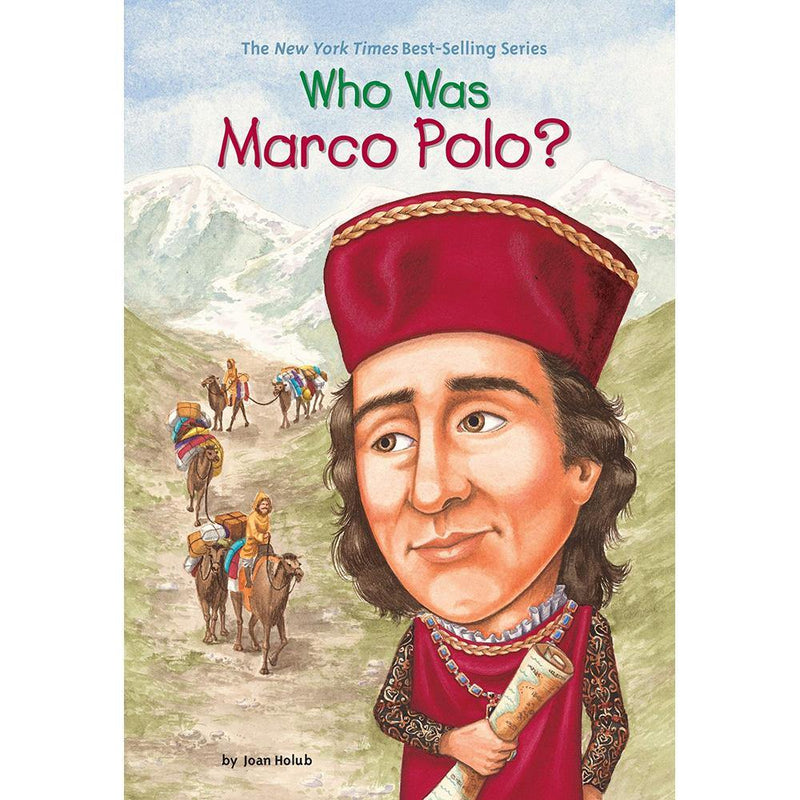 Who Was Marco Polo? (Who | What | Where Series)-BuyBookBook