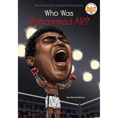 Who Was Muhammad Ali? (Who | What | Where Series)-BuyBookBook