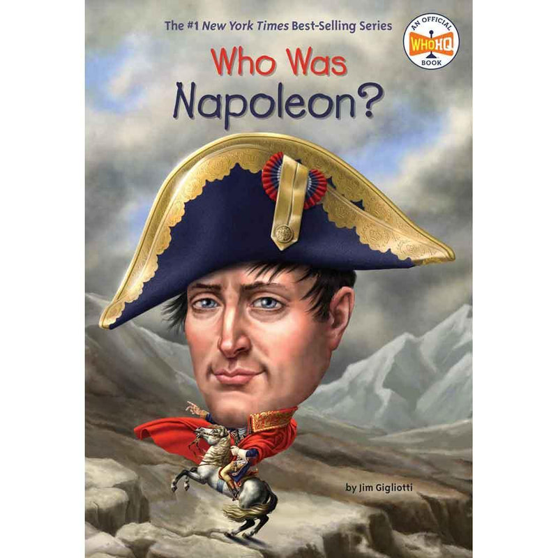 Who Was Napoleon? (Who | What | Where Series)-BuyBookBook