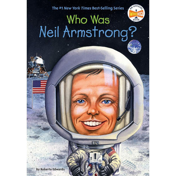 Who Was Neil Armstrong? (Who | What | Where Series)-BuyBookBook