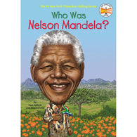 Who Was Nelson Mandela? (Who | What | Where Series)-BuyBookBook