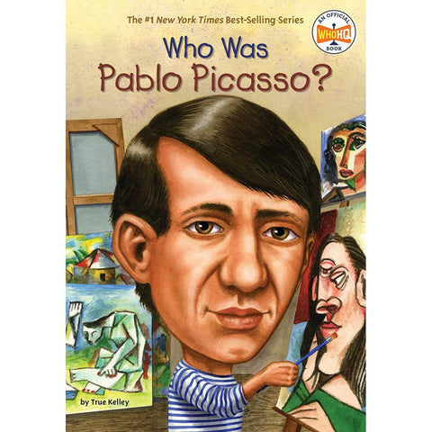 Who Was Pablo Picasso? (Who | What | Where Series)-BuyBookBook