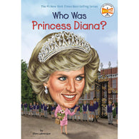 Who Was Princess Diana? (Who | What | Where Series)-BuyBookBook