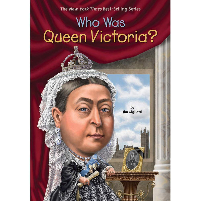 Who Was Queen Victoria? (Who | What | Where Series)-BuyBookBook