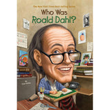 Who Was Roald Dahl? (Who | What | Where Series)-BuyBookBook