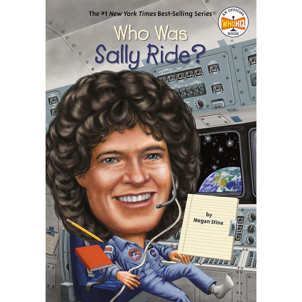 Who Was Sally Ride? (Who | What | Where Series)-BuyBookBook
