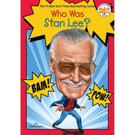 Who Was Stan Lee? (Who | What | Where Series)-BuyBookBook