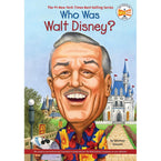 Who Was Walt Disney? (Who | What | Where Series)-BuyBookBook
