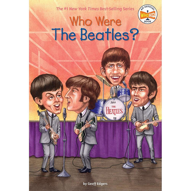 Who Were the Beatles? (Who | What | Where Series)-BuyBookBook