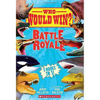 Who Would Win? Battle Royale-BuyBookBook