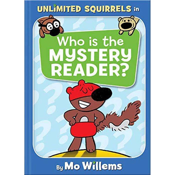 Who is the Mystery Reader? Unlimited Squirrels (Hardback)-BuyBookBook