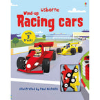 Usborne Wind-up Racing Cars-BuyBookBook