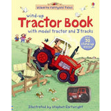 Usborne Wind-Up Tractor Book-BuyBookBook
