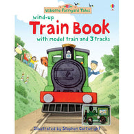 Usborne Wind-up Train Book-BuyBookBook