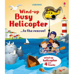 Wind-up busy helicopter...to the Rescue-BuyBookBook