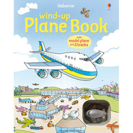 Usborne Wind-up Plane Book-BuyBookBook