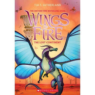 Wings of Fire #11 The Lost Continent-BuyBookBook