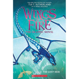 Wings of Fire Graphic Novel #02 The Lost Heir-BuyBookBook
