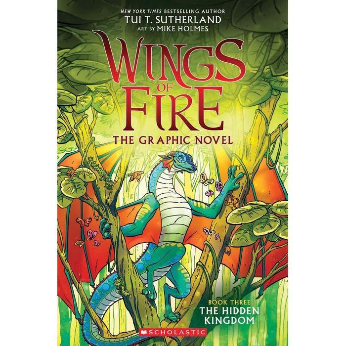 Wings of Fire Graphic Novel