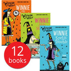 Winnie And Wilbur Collection (12 Books)-BuyBookBook