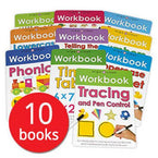 Wipe-Clean Workbook Collection (10 books)-BuyBookBook