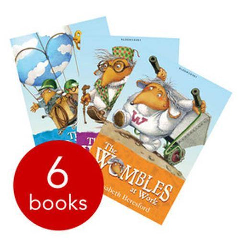 Wombles Collection, The (6 Books)-BuyBookBook