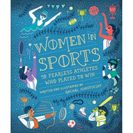 Women in Sports- 50 Fearless Athletes Who Played to Win-BuyBookBook