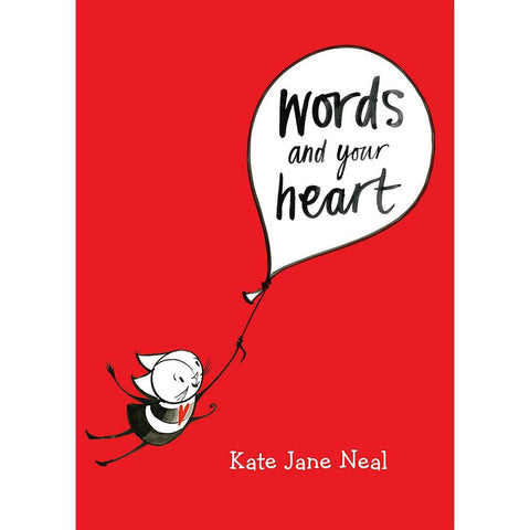 Words and Your Heart (Board book)-BuyBookBook