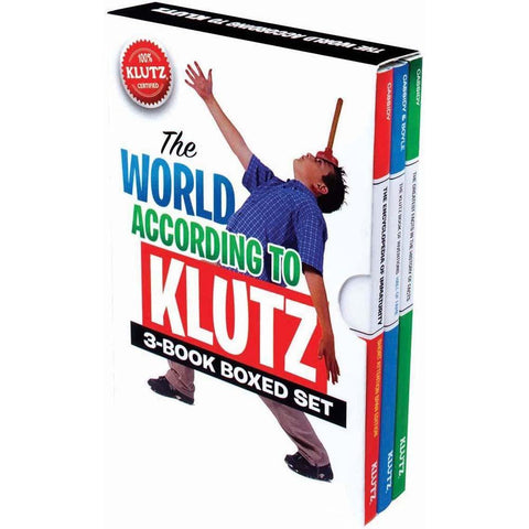 World According to Klutz Collection (3 Books)-BuyBookBook