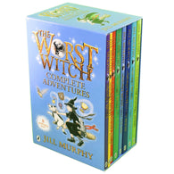 The Worst Witch Collection (8 Books)-BuyBookBook