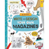 Write and design your own magazines-BuyBookBook