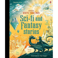 Write your own Sci-Fi and Fantasy stories-BuyBookBook