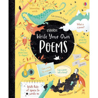 Write your own poems-BuyBookBook