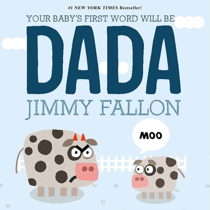 Your Babys First Word Will Be Dada (Boardbook)-BuyBookBook