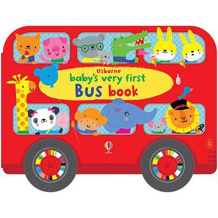 Baby's Very First Bus Book-BuyBookBook