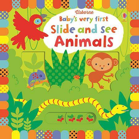 Baby's Very First Slide and See Animals-BuyBookBook