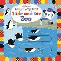Baby's Very First Slide and See Zoo-BuyBookBook