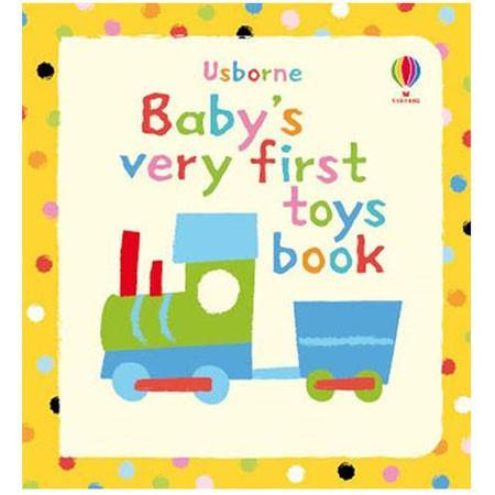 Baby's Very First Toys Book-BuyBookBook