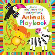 Baby's Very First Touchy-Feely Animals Play Book-BuyBookBook
