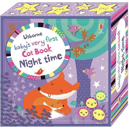 Baby's Very First Cot Book: Night Time-BuyBookBook
