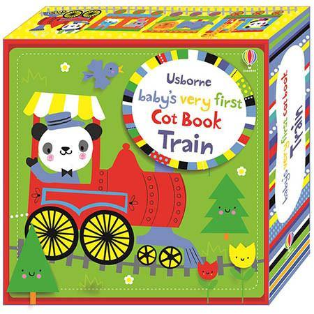 Baby's Very First Cot Book: Train-BuyBookBook