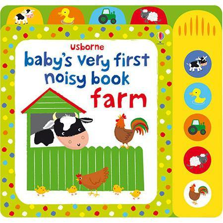 Baby's Very First Noisy Book Farm-BuyBookBook