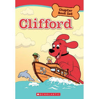Clifford Chapter Book Collection(4 Books with CD)-BuyBookBook