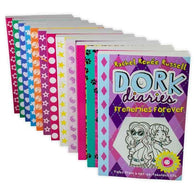 Dork Diaries Collection (12 Books)-BuyBookBook
