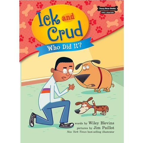 Ick and Crud #08 Who did it?-BuyBookBook