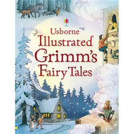 Illustrated Grimm's Fairy Tales (格林童話)-BuyBookBook