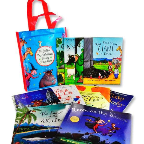 Julia Donaldson Collection (10 Books)-BuyBookBook