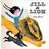 Jill and Lion-BuyBookBook